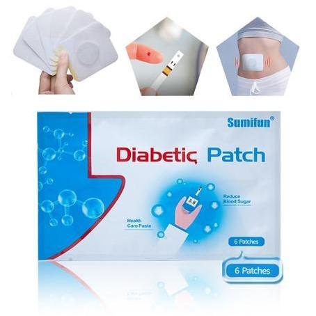 Anti-Diabetic Patch 6 Pieces/Set ( Buy 2 Get Extra 10% Off ) TopViralPick