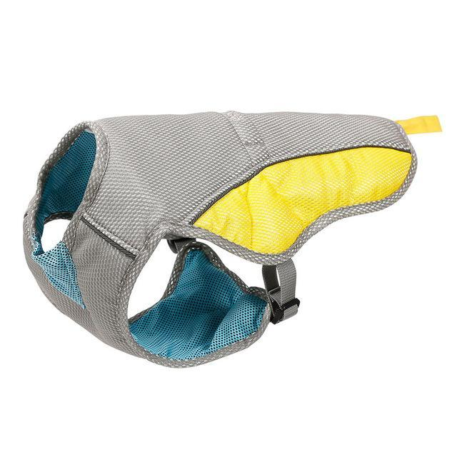 Dog's Summer Cooling Vest ( Buy 2 Get Extra 10% Off ) TopViralPick YELLOW XS