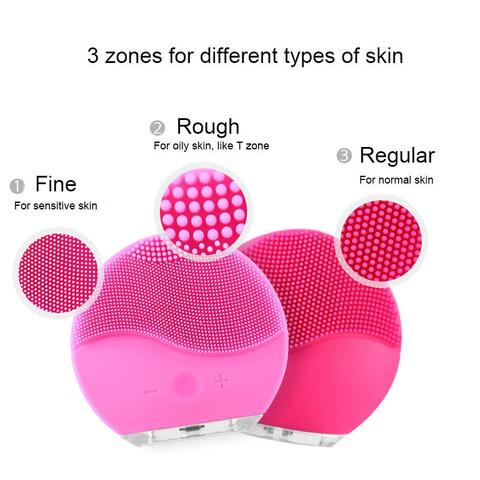 SuperLuna Mini Facial Cleansing Brush ( Buy 2 Get Extra 10% Off )