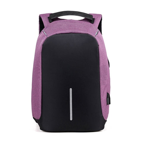 Image of Waterproof USB Charging Anti Theft Travel Backpack ( Buy 2 Get Extra 10% Off )