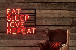 Eat Sleep Love Repeat