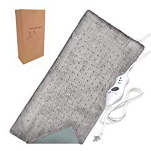 Bozily Heating Pad: Pain Relief Heat Pad for Cramps - Our Ladies