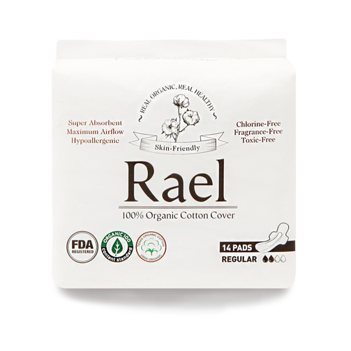 RAEL Regular Pads 14ct - Our Ladies