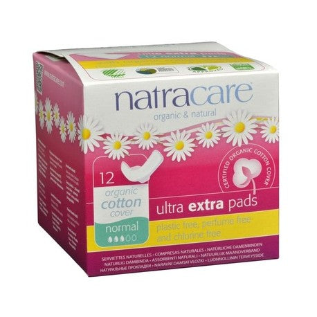 NATRACARE Ultra Extra Pads (Regular, Super, Long) - Our Ladies
