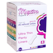Maxim Natural Cotton Ultra Thin Panty Liners, Lite, 24ct - Our Ladies