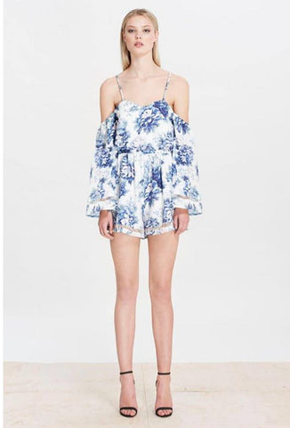 Flourish Playsuit
