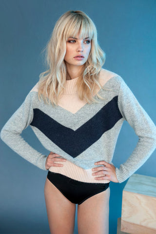 Elliatt Deep Sweater.