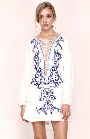 The Jet Set Diaries Dynasty Tunic