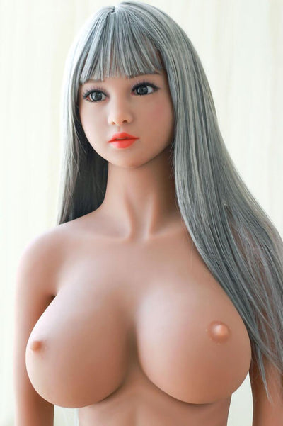 140cm 4.59ft Full Size Sex Doll With 3 Entries C Cup Real Doll Lauren-sexdollslab.com