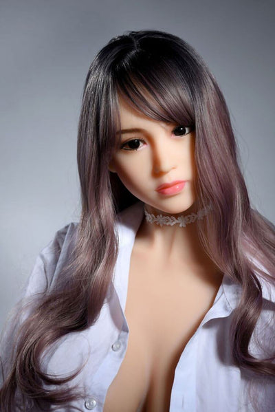 140cm 4.59ft Japanese Sex Doll With 3 Entries D Cup Adult Silicone Real Doll Yumiko-sexdollslab.com