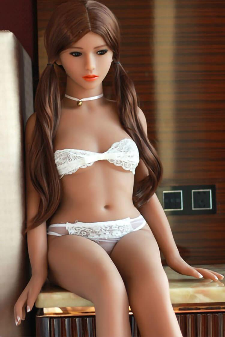140cm 4.59ft Real Size Sex Doll With 3 Entries B Cup Adult Real Doll Dakota-sexdollslab.com