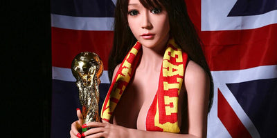 140cm 4.59ft Sex Doll With 3 Entries D Cup Adult Silicone Real Doll Amelia-sexdollslab.com