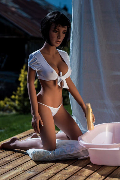 145cm 4.75ft Adult Lifelike Sex Doll Johanna-sexdollslab.com