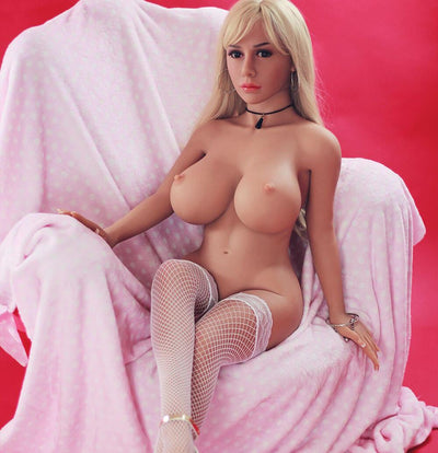 148cm 4.85ft Real Looking Sex Doll With 3 Entries E Cup Big Breast Realistic Lifelike Love Doll Janie-sexdollslab.com