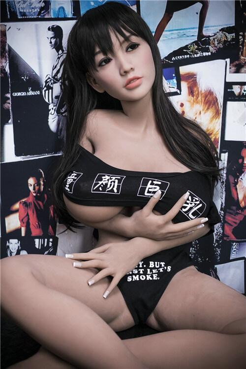 148cm 4.85ft Real Annabelle Sex Doll With 3 Entries G Cup Huge Breast Realistic Lifelike Love Doll Yukina-sexdollslab.com