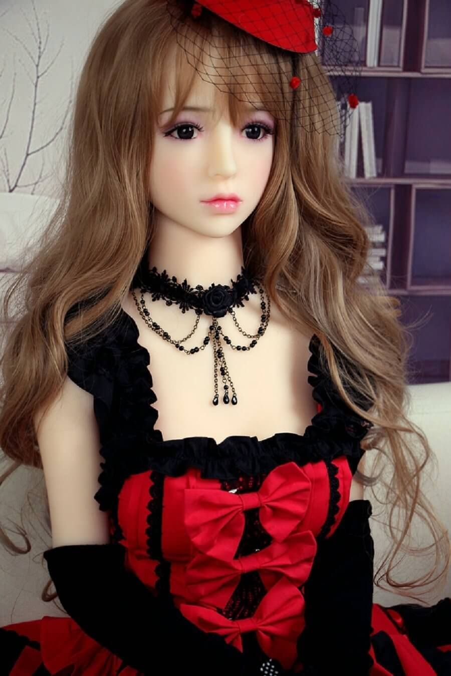148cm 4.85ft Lifelike Sex Doll With 3 Entries D Cup Adult Real Annabelle Love Doll Adela