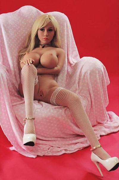 148cm 4.85ft Silicone Sex Doll With 3 Entries D Cup Lifelike Real Doll Jodie-sexdollslab.com