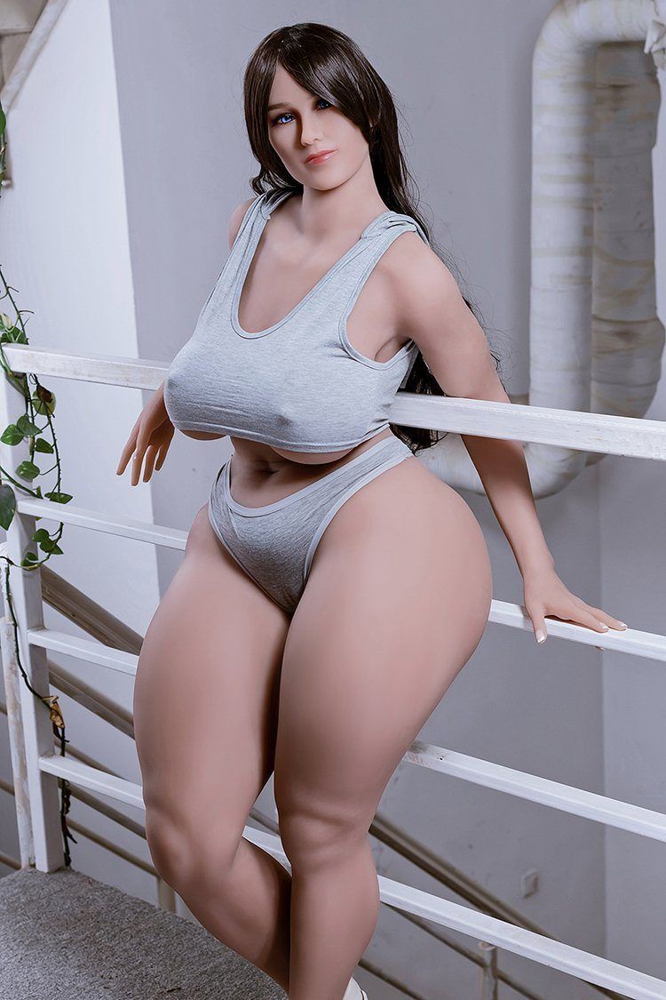 157cm 5.15ft Lifelike Sex Dolls With Huge Ass Big Boobs Silicone Love Doll Liza-sexdollslab.com