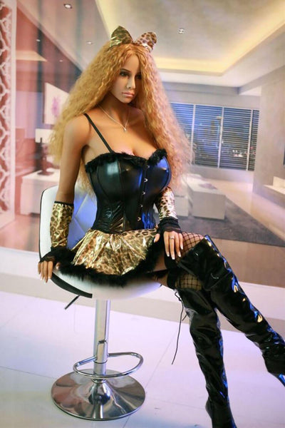 158cm 5.18ft Sex Doll With E Cup Big Boobs Sexy Real Life Doll Anna-sexdollslab.com