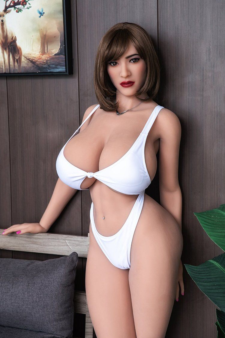 158cm Ebony Sex Dolls With 3 Entries G Cup Big Boobs Lifelike Love Doll Joe