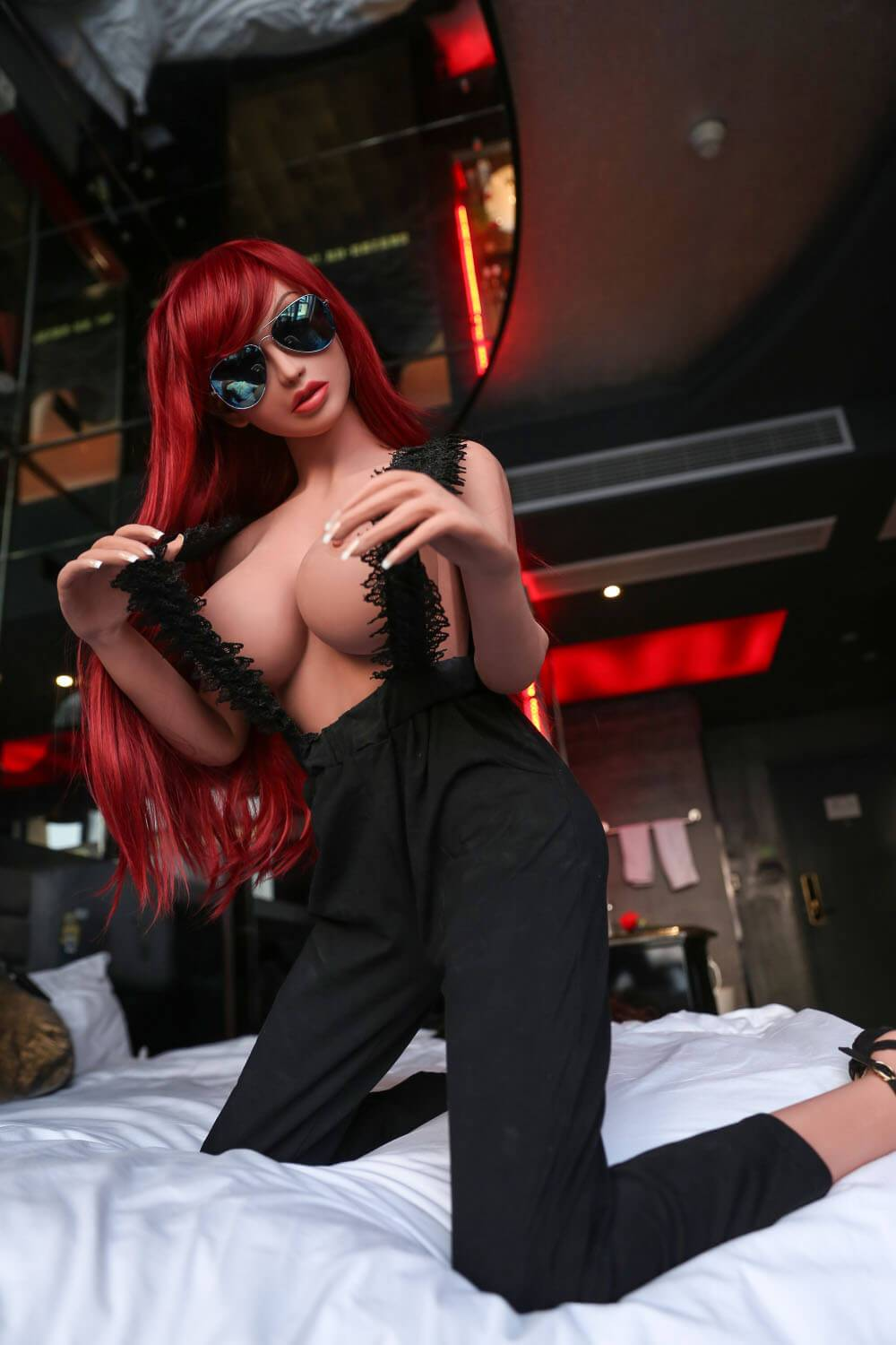 158cm 5.18ft American Real Looking Sex Doll With Steel Skeleton E Cup Lifelike Love Doll Eliza-sexdollslab.com