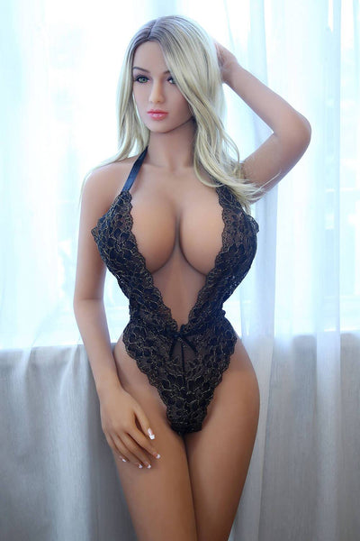 158cm 5.18ft Lifelike Sex Doll With 3 Entries D Cup Life Size Adult Real Love Doll Amanda-sexdollslab.com