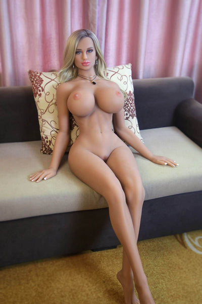 158cm 5.18ft Real Life Sex Doll With 3 Entries F Cup Adult Lifelike Love Doll Lisala-sexdollslab.com