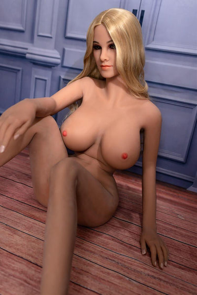 158cm 5.18ft Real Life Sex Doll With 3 Entries E Cup Lifelike Annabelle Real Doll Annis-sexdollslab.com