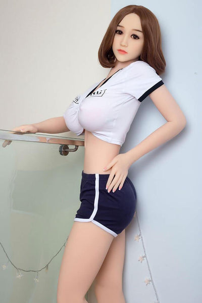 160cm Full Size Adult Sex Doll With D Cup Life Like Real Doll Lydia-sexdollslab.com