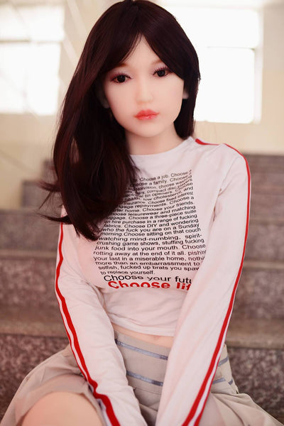 160cm 5.25ft Real Life Sex Doll With 3 Entries D Cup Lifelike Japanese Love Doll Kathie-sexdollslab.com