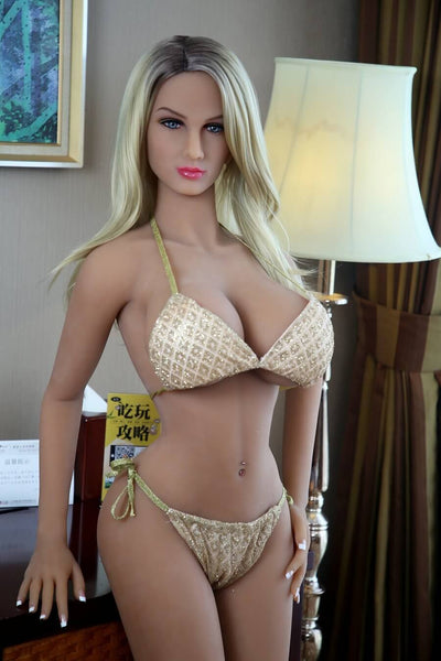 160cm 5.25ft Realistic Sex Doll With 3 Entries E Cup Life Size Real Doll Tina-sexdollslab.com
