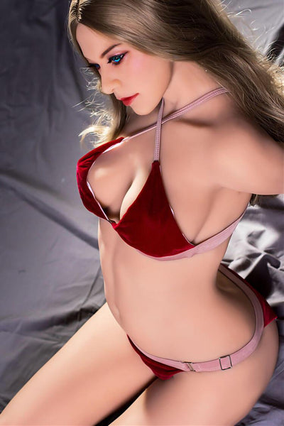 160cm 5.25ft Female Sex Doll With 3 Entries D Cup Lifelike Real Annabelle Doll Becky-sexdollslab.com