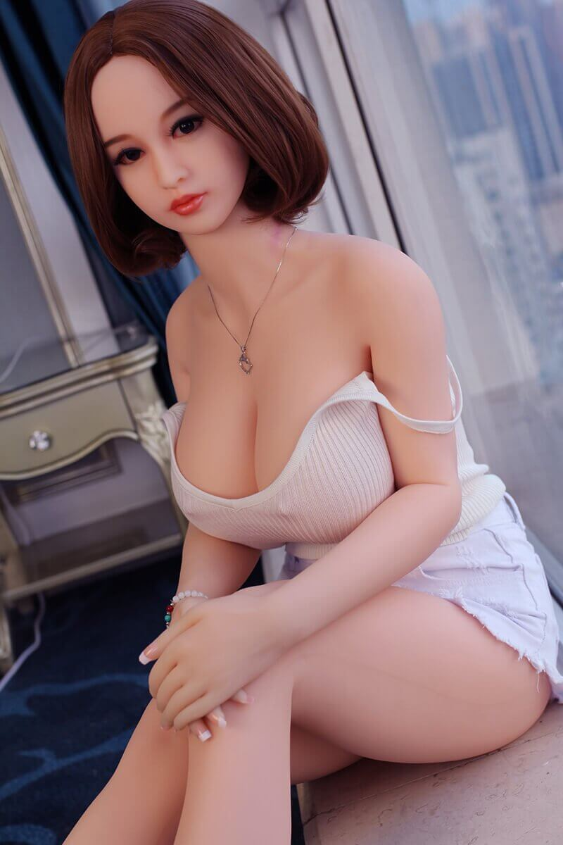 161cm 5.28ft Lifelike Adult Real Sex Doll Vallerie-sexdollslab.com