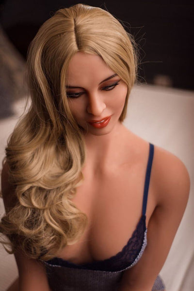 162cm 5.31ft Realistic Sex Doll With 3 Holes Entries B Cup Lifelike Real Love Dolls Hayley-sexdollslab.com