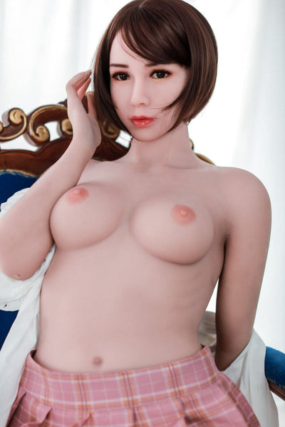 162cm 5.31ft Lifelike Realistic Real Doll With 3 Holes Full Size Love Dolls for Sex Aadhya-sexdollslab.com