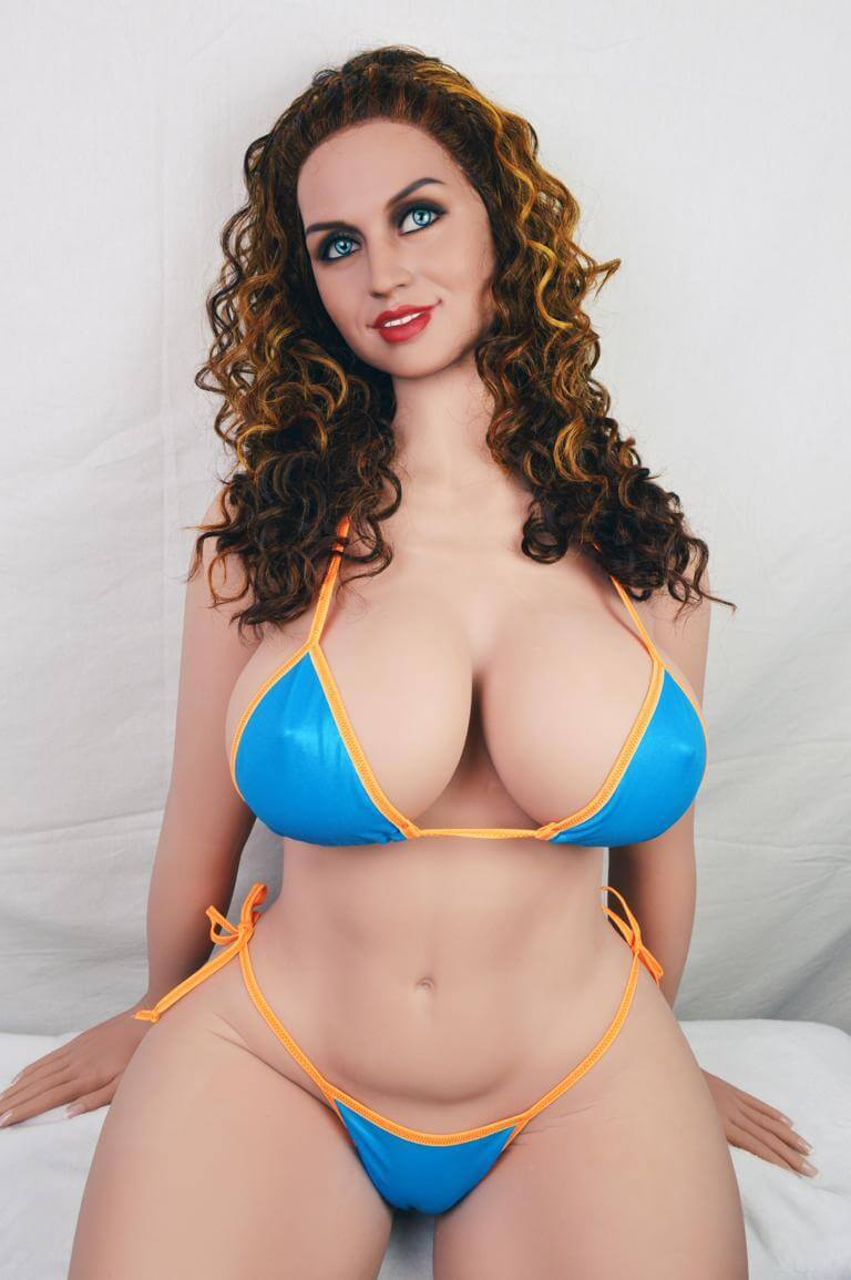 163cm 5.35ft H Cup Sex Doll With Huge Breast Life Like Real Doll Fina-sexdollslab.com