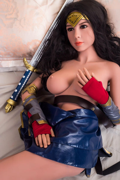 165cm 5.41ft Adult Sex Doll With 3 Entries D Cup Lifelike Realistic Love Doll Bria-sexdollslab.com