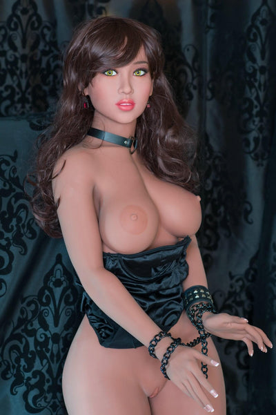 165cm 5.41ft Life Size Sex Doll With 3 Entries F Cup Lifelike Real Love Doll Brinley-sexdollslab.com