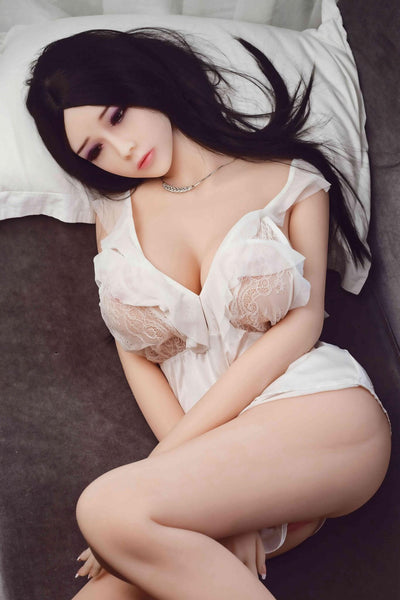 165cm 5.41ft Lifelike Love Doll for Men With 3 Entries E Cup Adult Real Sex Doll Emily-sexdollslab.com