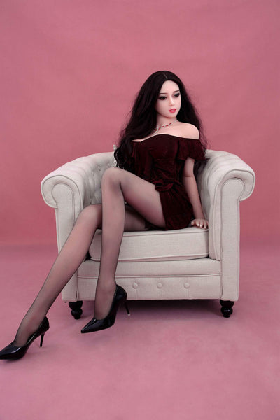 165cm 5.41ft Lifelike Love Doll With 3 Entries E Cup Adult Life Size Real Doll Flora-sexdollslab.com