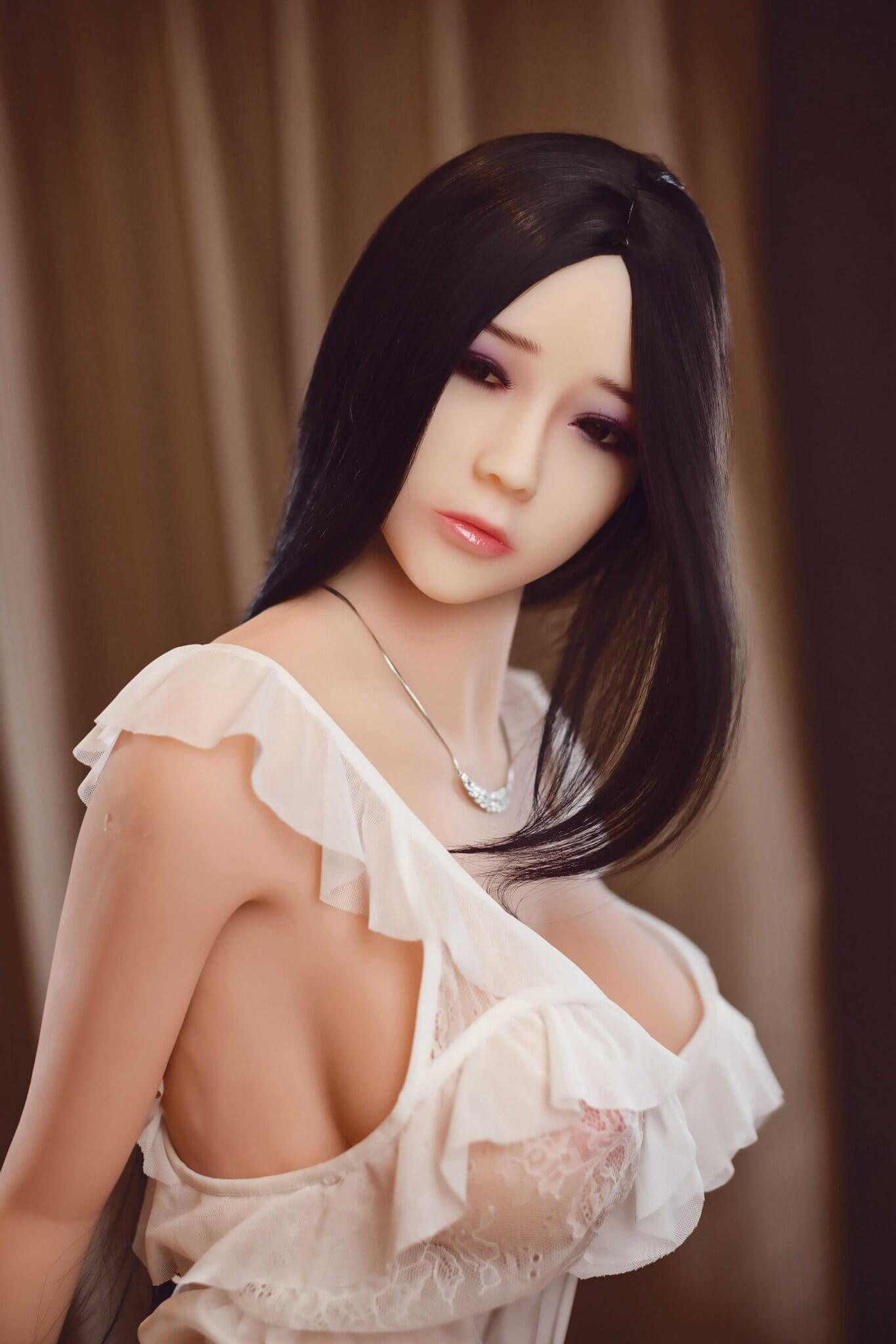 165cm 5.41ft Lifelike Love Doll for Men With 3 Entries E Cup Adult Real Sex Doll Emily