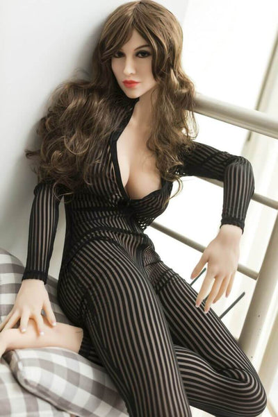 170cm 5.58ft Full Size Sex Doll With 3 Entries D Cup Silicone Lifelike Real Doll Natasha-sexdollslab.com