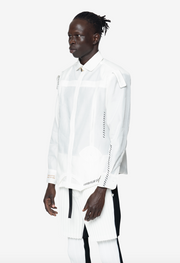 ASSAN REVERSED FORMAL BUTTON SHIRT - NISM