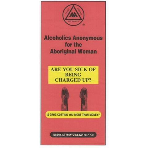 Alcoholics Anonymous For the Aboriginal Woman
