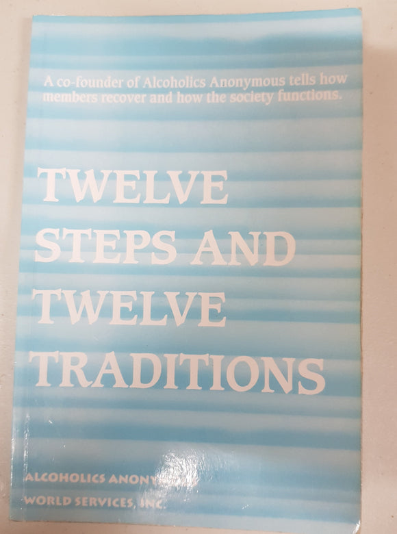 Twelve Steps and Twelve Traditions-Pocket Soft Cover