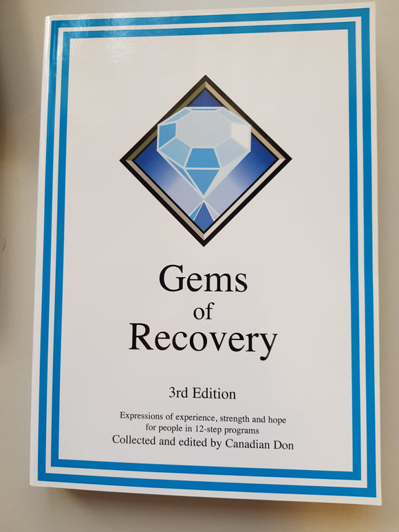 Gems of Recovery 3rd Edition