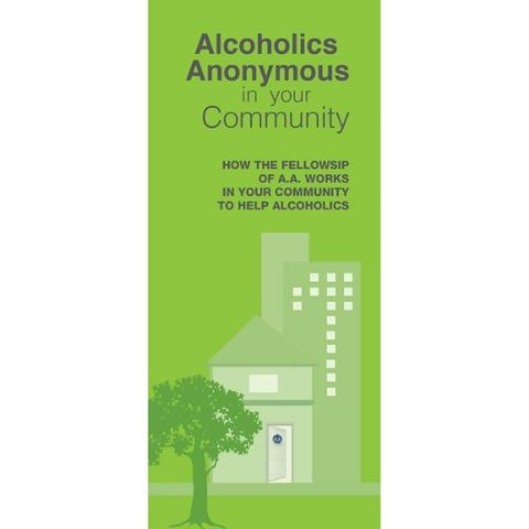 Alcoholics Anonymous in your Community