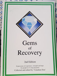 Gems of Recovery 2nd Edition