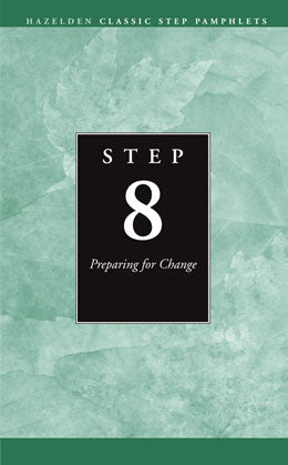 Step 8 Booklet - Preparing for Change