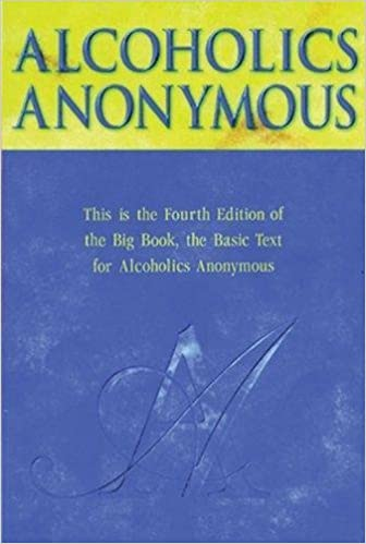 Alcoholics Anonymous  (AA Big Book) 4th Edition - Hard Cover